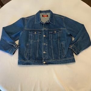 WRANGLER Hero Men's Denim Jacket, XL
